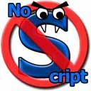 No Script Firefox extention