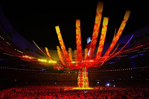 Closing ceremony Olimpyc Beijing 2008