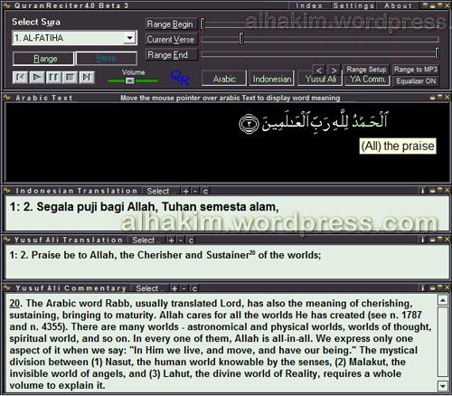 Al Qur'an Reciter