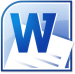 Logo MicroSoft Word 2010
