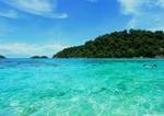 laut biru
