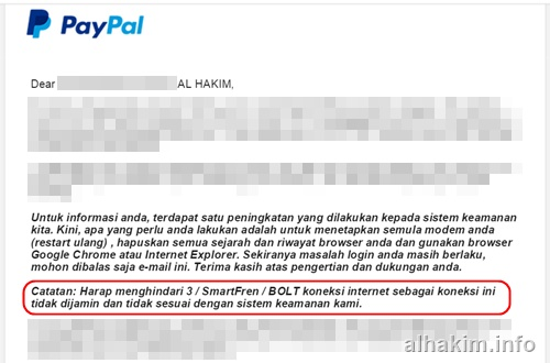 email paypal