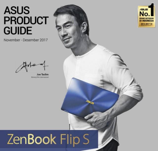 ebook brosur laptop Asus November-Desember 2017