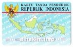 Gambar ukuran ektp indonesia